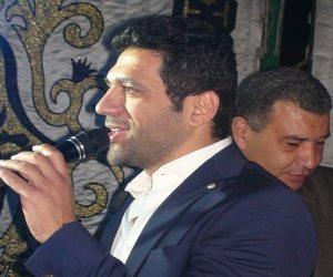 حسن الرداد يطالب بالاحتشاد أمام الصناديق: اضهروا للعالم رقينا وحضارتنا (صور)