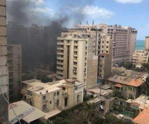 الكنيسة الإنجيلية تدين حادث انفجار الإسكندرية