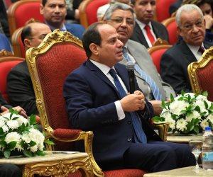 وزير التعليم العالي يهنئ الرئيس السيسى بالفوز في الانتخابات