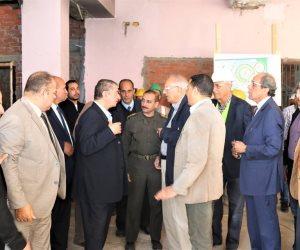 محافظ كفر الشيخ يتابع استكمال انشاء المتحف الإقليمي (صور)