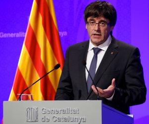 بعد هروبه من فنلندا.. ألمانيا تعتقل رئيس إقليم كتالونيا المقال