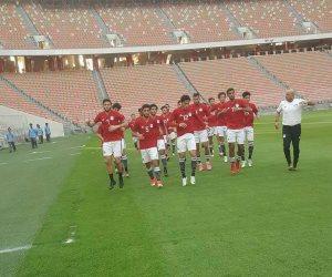 المنتخب الأولمبي يترقب موقف المغرب وتونس استعداداً لبطولة أفريقيا
