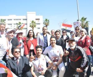 الشباب الأكثر مشاركة في الانتخابات الرئاسية بالإسكندرية لليوم الثاني على التوالي ( صور )