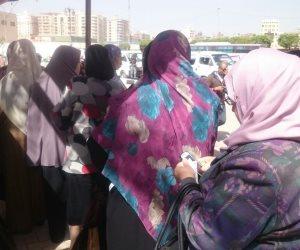 بعد الإدلاء بصوتها.. سيدة مصر الجديدة: كان لازم أشارك (فيديو)