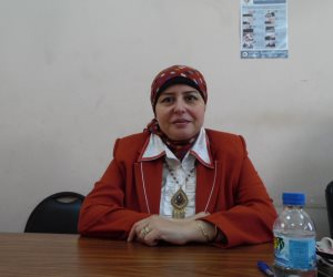 رئيسة «لجنة 57» بمدينة نصر لـ«صوت الأمة»: كبار السن والسيدات الأكثر حضورا (فيديو)