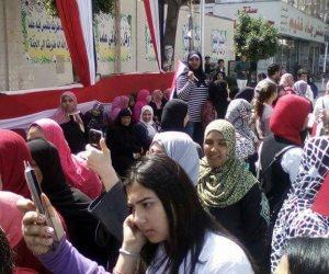 من المصريين للداعين لمقاطعة للانتخاب: «خليكم في حالكم»