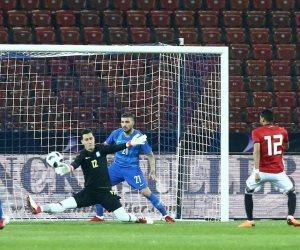 75 دقيقة.. المنتخب يفشل في التعادل أمام اليونان المتراجع (فيديو)