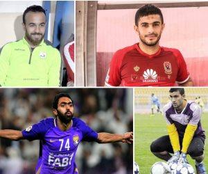 4 لاعبين يترقبون فرصة الظهور الأول أمام اليونان (صور)