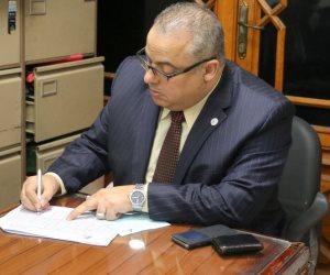 رئيس مصلحة الميكانيكا والكهرباء: جار تنفيذ مشروع محطة رفع صرف الفرما