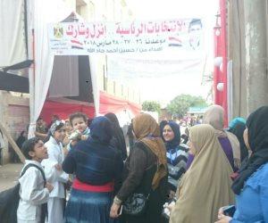 أمينة المرأة بحزب مستقبل وطن بالقليلوبية: سيدات المحافظة تصدرن المشهد
