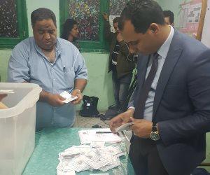 نتائج أولية لانتخابات الرئاسة 2018.. اللجنة العامة دقي: السيسي 35666 وموسى 1068