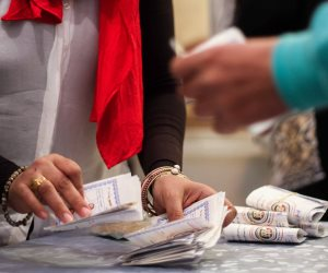 نتائج أولية للانتخابات الرئاسية.. أولاد صقر بالشرقية: السيسي 69 ألف وموسى 742