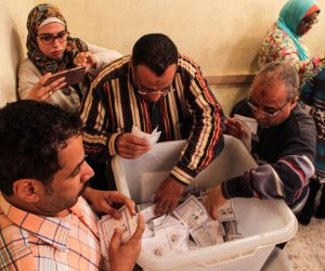 نتائج أولية لانتخابات الرئاسة 2018.. الأقصر: السيسي 253108 وموسى 5669