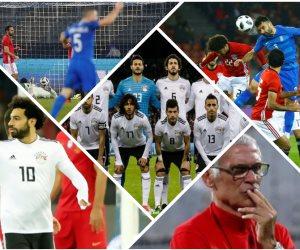 المنتخب يفتح تدريب الفراعنة للجماهير للاحتفال باللاعبين