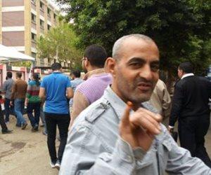 تواصل توافد المواطنين للإدلاء بأصواتهم في انتخابات الرئاسة بقصر النيل (صور)