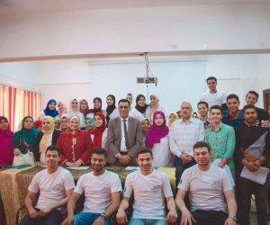 جامعة الزقازيق تشارك في مبادرة شباب مصر.. وتبدأ خطة التثقيف المجتمعي