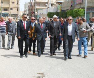 محافظ شمال سيناء يوجه الشكر لمواطنين لدورهم الإيجابي فى الانتخابات (صور)