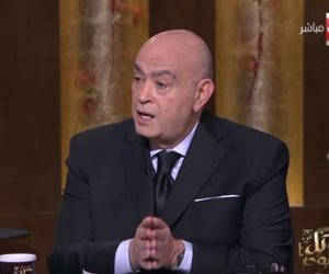 الليلة.. عماد أديب في ضيافة معتز عبد الفتاح على «أون لايف»