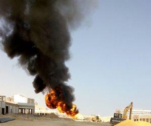 7 دول مسؤولة عن ثلثي حرق الغاز في العالم