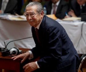 من هو ديكتاتور جواتيمالا المتوفي؟.. صاحب سياسة الأرض المحروقة