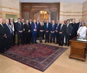 رئيس جامعة الزقازيق يشارك بالمؤتمر العام لاتحاد الجامعات العربية ببيروت