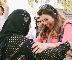 180 Degrees تحتفل بعيد الأم مع 100 من المسنين (صور)