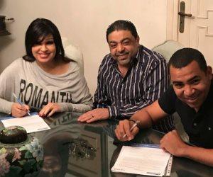 """فيفي عبده تتعاقد مع قناة النهار لتقديم برنامج """"لمة العيلة"""" في رمضان"""