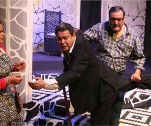 """اليوم.. آخر عرض لـ""""شقة عم نجيب"""" على مسرح الغد بالعجوزة"""