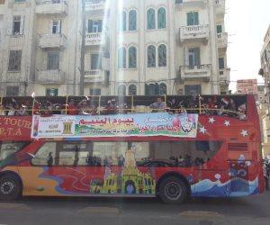 احتفالات بيوم اليتيم على كورنيش الإسكندرية (صور)