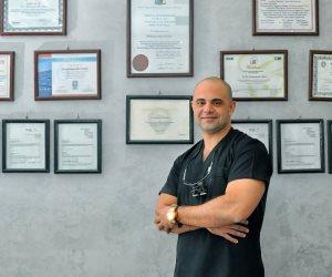 الليزر المائي  جديد علاج الأسنان بدون بنج أو ألم