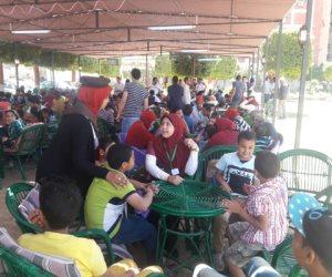 جامعة الأزهر بأسيوط تحتفل بـ106 طفلا في يوم اليتيم (صور)