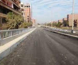المرور :إعادة فتح كوبري شمال طره بعد اﻹنتهاء من أعمال تطويره