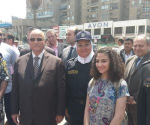 في شم النسيم.. العاصمة تحت حراسة أمنية مشددة (صور)