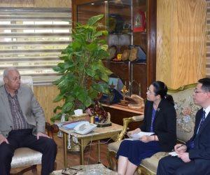 مسئولة بسفارة الصين: 300 ألف سائح صينى زاروا مصر العام الماضى