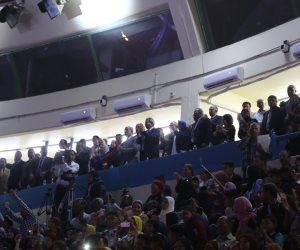 وزير الرياضة يحضر حفل ختام أنشطة الطلائع