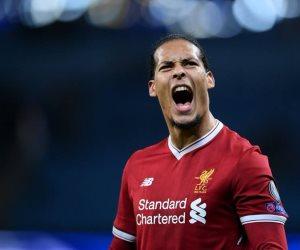 تقارير: فان ديك يحصد جائزة أفضل لاعب فى اوروبا 2019