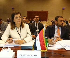 وزيرة التخطيط: الصندوق العربي يتميز بجوانب مهمة للتعاون والتكامل الاقتصادي