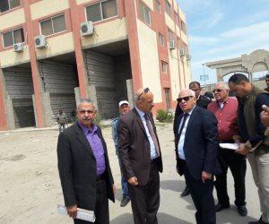 محافظ بورسعيد يوجه بإنشاء فروع للبنوك ومنافذ عرض بالمنطقة الصناعية