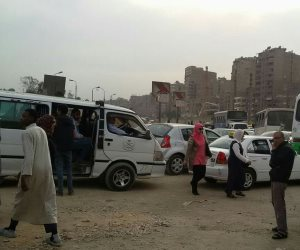 حادث تصادم يعوق الحركة المرورية بالكيلو 88 بطريق الإسكندرية
