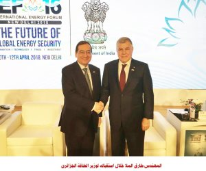 وزير البترول: أوجه تعاون جديدة لتبادل المعلومات المتعلقة بأعمال المسح السيزمى بمنطقة البحر الأحمر