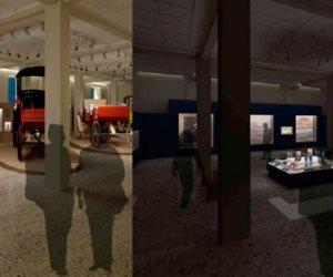 متحف المركبات الملكية.. إسطبل الخيول تحول لتحفة فنية
