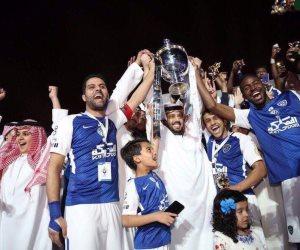 ياسر القحطانى نجم الهلال السعودي يعلن اعتزاله كرة القدم (فيديو)