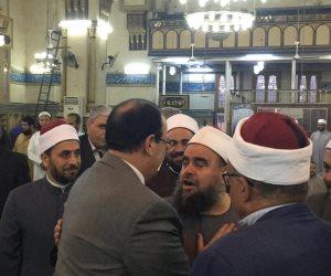 وكيل أوقاف الدقهلية: الإسراء والمعراج رسالة للإرهاب أن النصر من عند الله لمصر