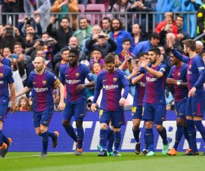 برشلونة ضد خيتافى.. النيران الصديقة تمنح البارسا الهدف الثانى فى الدقيقة 28