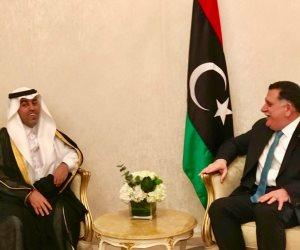 «البرلمان العربي» يدعم الحوار بين الأطراف الليبية