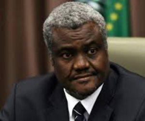 رئيس مفوضية الاتحاد الأفريقي: نقدر جهود مكافحة الإرهاب في سيناء وأفريقيا