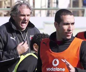 زي النهاردة.. مانويل جوزيه يصرخ في وجه أبو تريكة: عايزين دستة (فيديو)