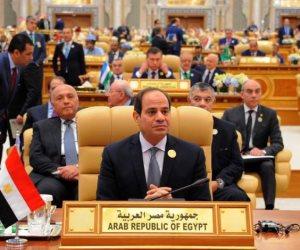 هنا القاهرة.. ماذا قال السيسي عن سوريا في القمة العربية؟
