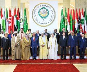 رسائل القمة العربية الـ29.. إعادة القضية الفلسطينية لمركزها الطبيعي.. ومواجهة التدخلات الأجنبية