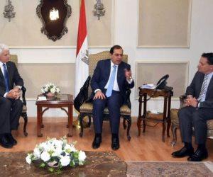 رئيس الاتحاد الدولي للغاز: مصر قادرة على تنفيذ المشروعات البترولية الكبرى